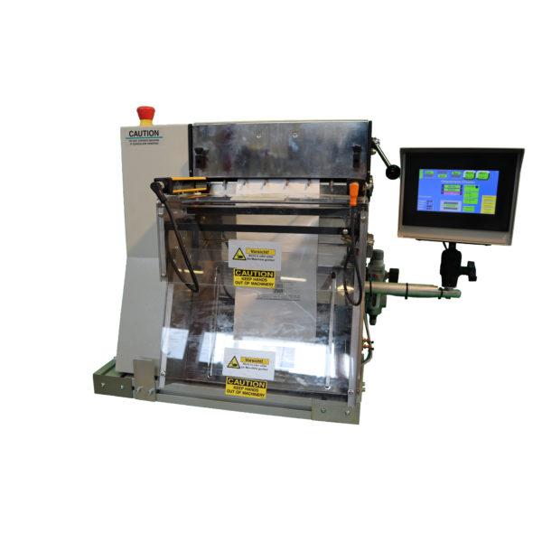 T 375 Tischmaschine Verpackungsmaschine Walpack Bagmatic